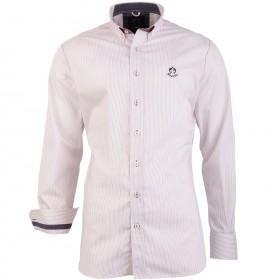 Langarmhemd Button Down