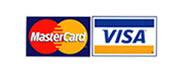 Visa- und Mastercard