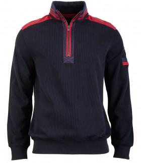 Sweatshirt im Baumwollmix